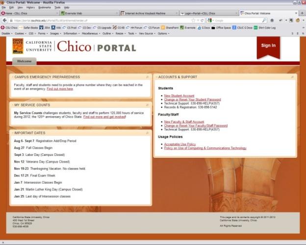 Information Resources Update September 2012