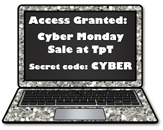 Cyber Monday Sale at TpT