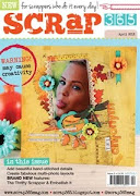 Featured in Scrap365 April Issue 5