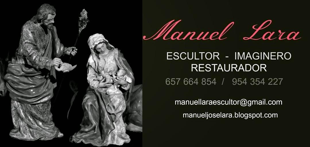 MANUEL LARA - ESCULTOR IMAGINERO