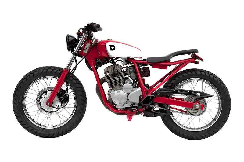 Modifikasi Yamaha Scorpio 2012 title=