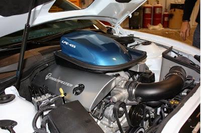 2016 Pontiac Trans AM Engine