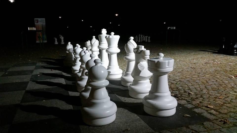 I Otwarte mistrzostwa Pabianic w Szachach Parkowych do lat 16
