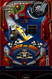 Retro Pinball Race Car