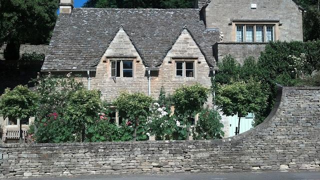 Old English Cottage, Bibury England