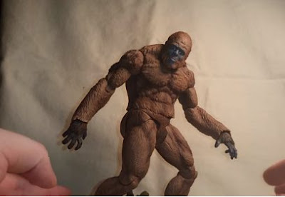 Creatureplica Sasquatch Figure Review