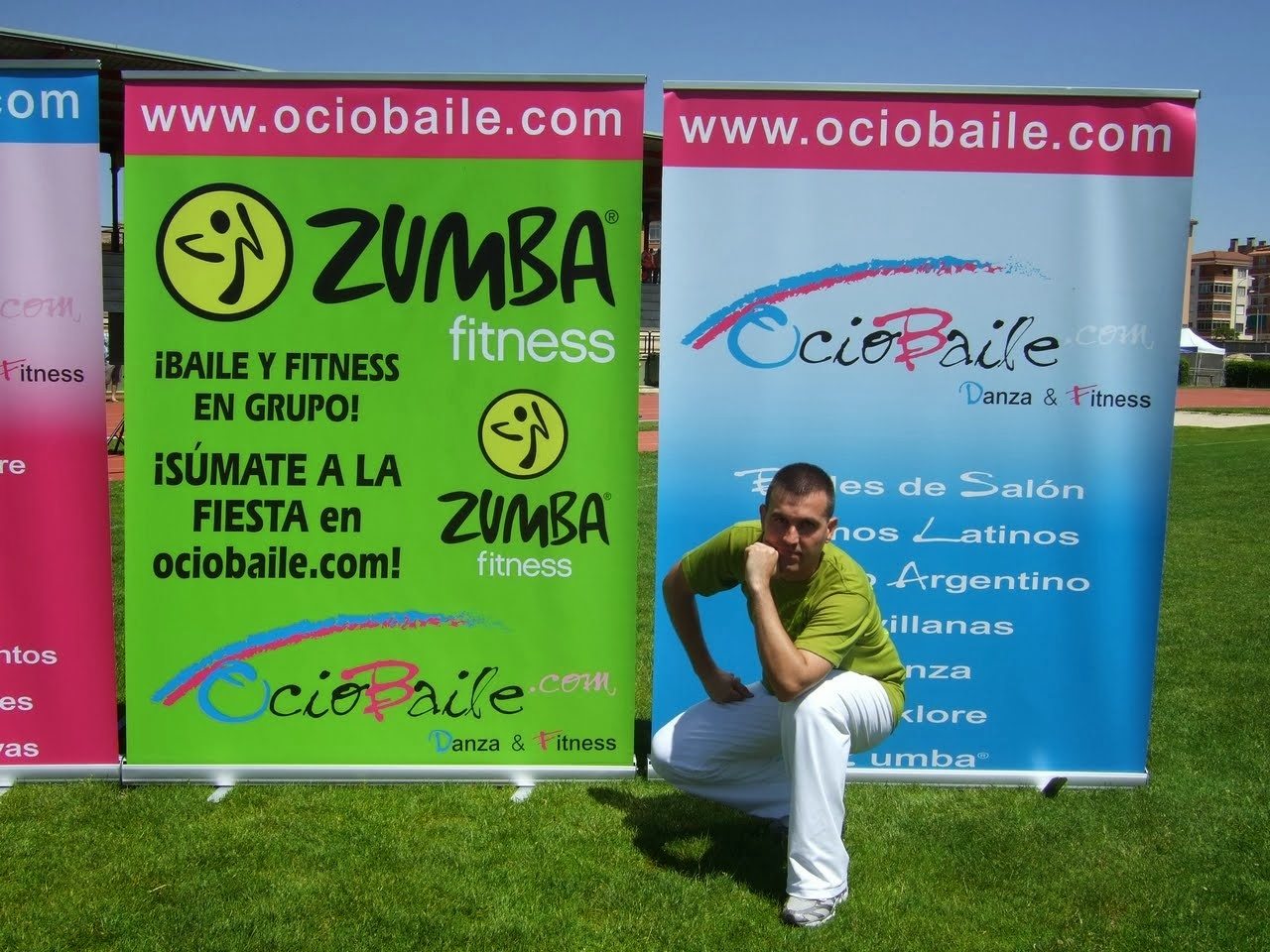 Zumba ® Segovia Ociobaile