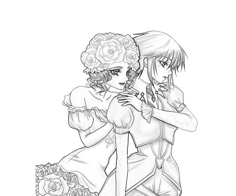 white-rose-friends-coloring-pages