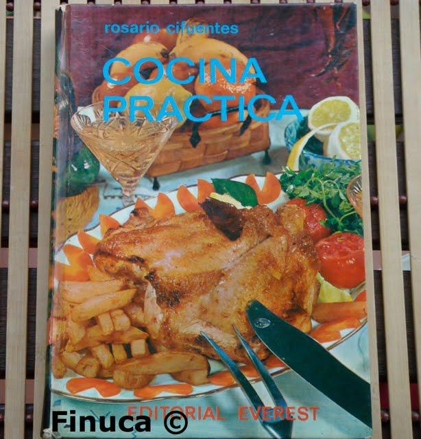 Las recetas de finuca cocina pr ctica for Cocina practica