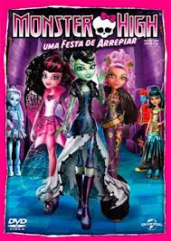 Monster high – Uma Festa de Arrepiar