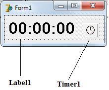 Cara Membuat Jam dengan Delphi 7