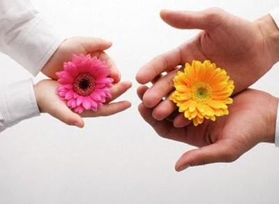 Saber receber, ser grato
