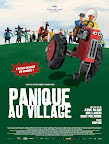 Panique au Village, Poster