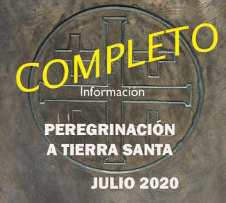 PEREGRINACIÓN 2020