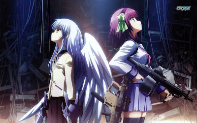 angel beats! sub indonesia