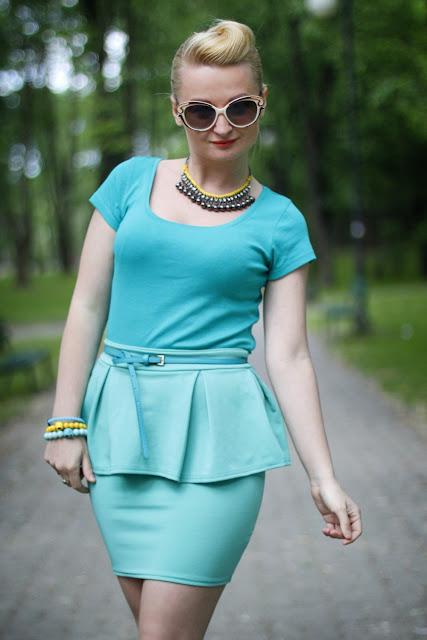 Totally Turquoise