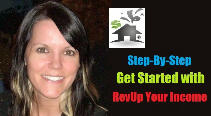 revup your income step-by-step