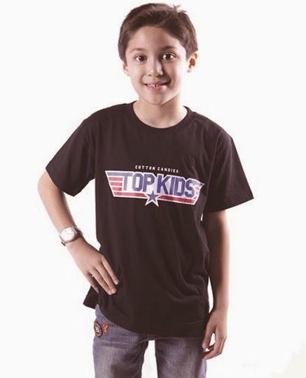 Kaos Anak Cowok CDS 1024