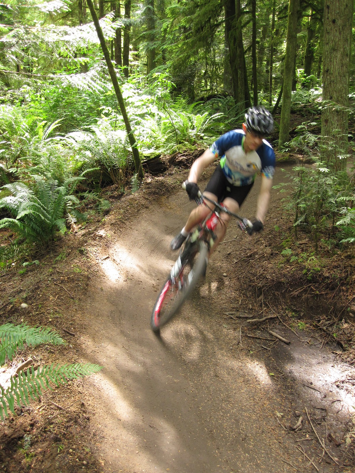 Mike Mcquaide Grand Ridge Duthie Hill Mountain Bike Ride