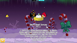 Crack Angry Birds Seasons 3.1.1 Full