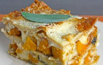 ... : Roasted Butternut Squash Rosemary and Garlic Lasagna