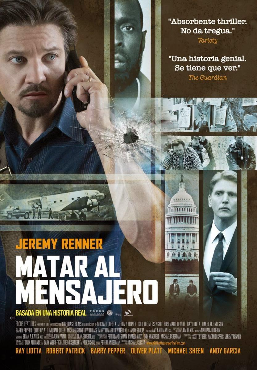 messenger, mensajero, Michael Cuesta
