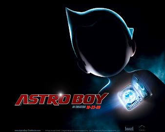 #2 Astro Boy Wallpaper
