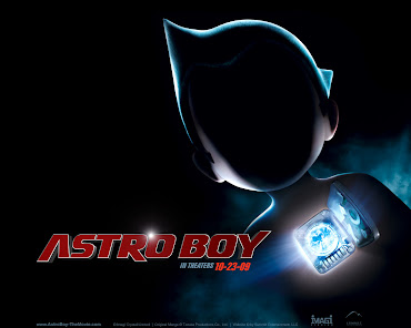 #2 Astro Boy Wallpaper
