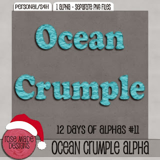 12 Days of Alphas - Freebie #11