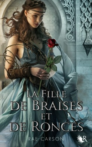 La fille de braises et de ronces - over-books