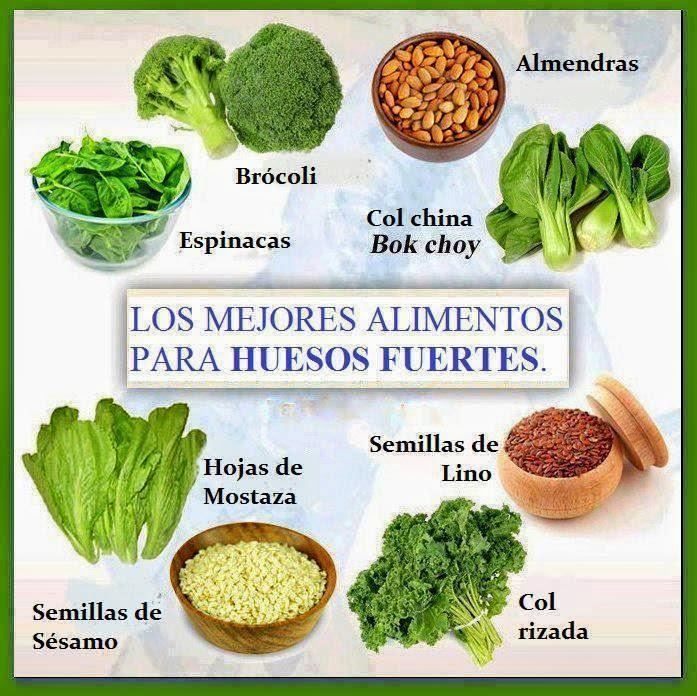 Nutrici n vital rosario osteoporosis y calcio son necesarios los l cteos - Alimentos para la osteoporosis ...
