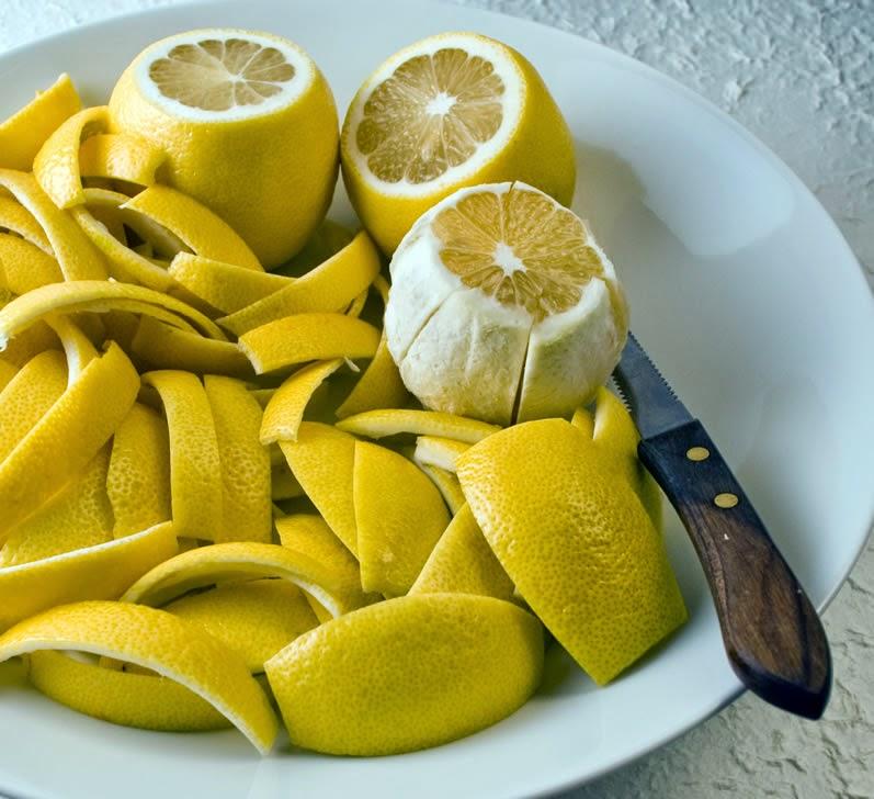 الطريقة الفعالة جداً لإنقاص الوزن بسرعة رهيبة من قشر الليمون!!