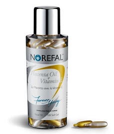 Norefal Placenta Oil + Vitamin E