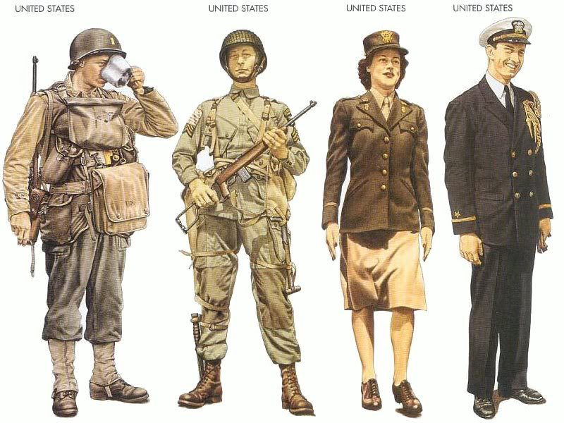 United States Military Uniform 21