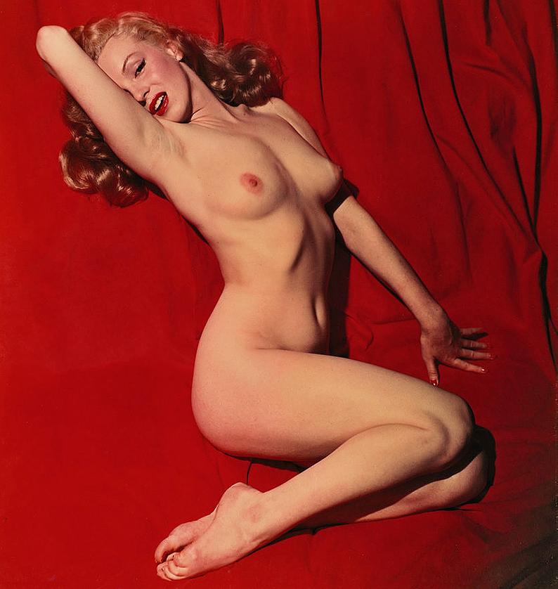 Fotos Los Desnudos Marilyn Monroe Que Playboy Guard Por