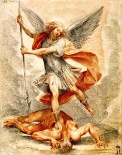 Магия святого Михаила.