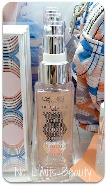 Catrice Travel De Luxe - Body Spray