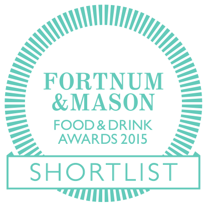 This Blog is shortlisted in the Fortnum & Mason Food and Drink Awards!