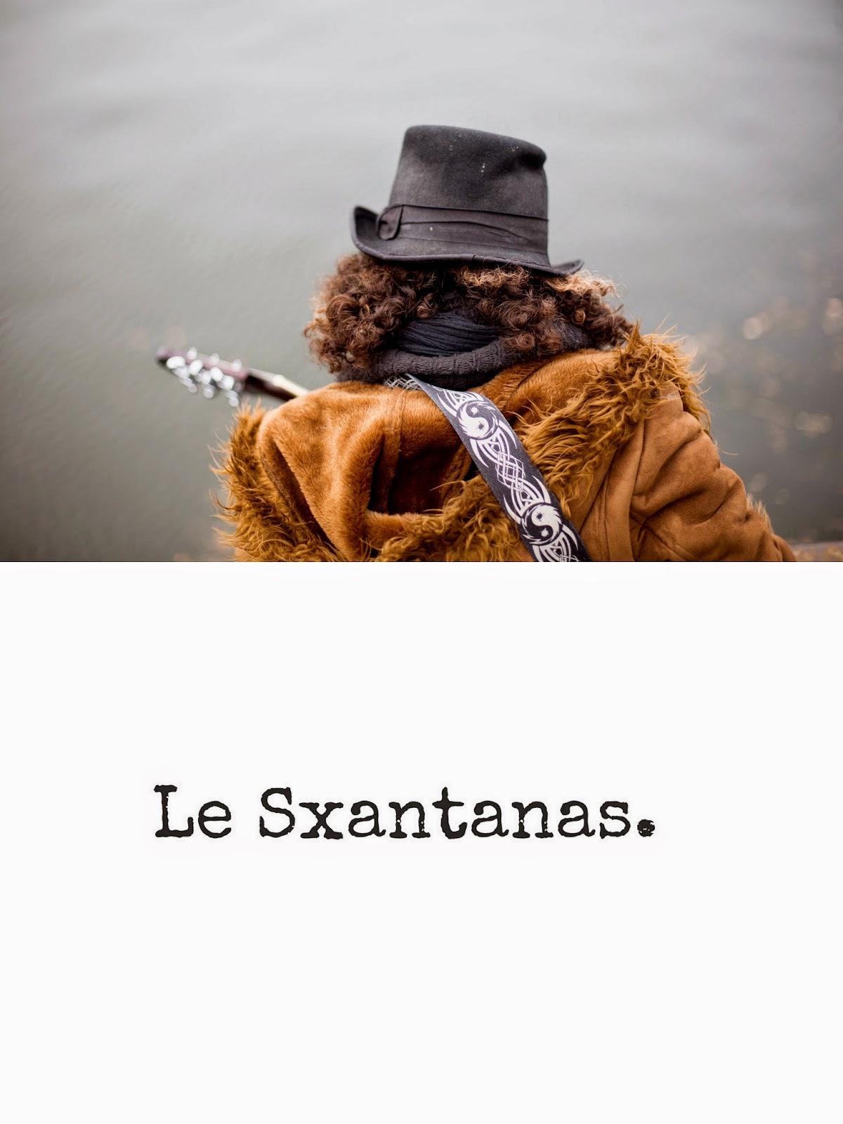 Le Sxantanas © 2014 The Curious Busker Tale