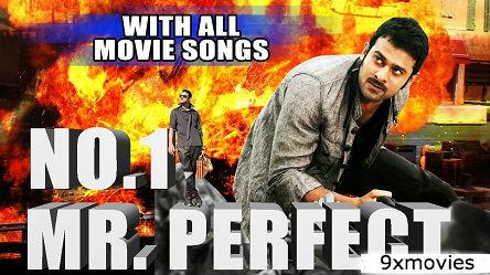 No.1 Mr Perfect (2015) Hindi Dubbed WEB HDRip 400mb