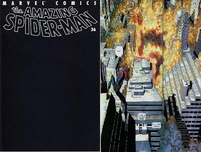 spiderman 11S comic world trade center torres gemelas