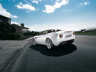 Alfa Romeo 8c Spider Wallpapers