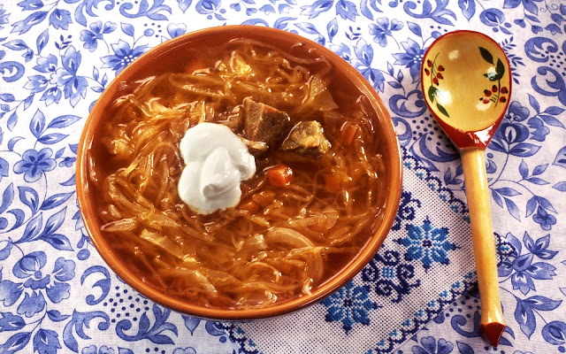Mexican Soup Food