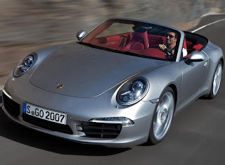Porsche 911 Carrera Cabriolet S photo
