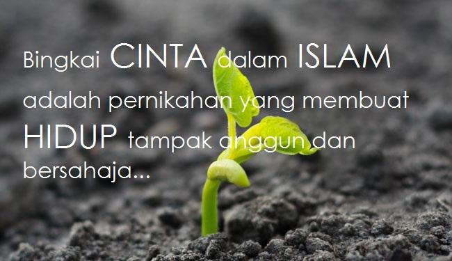 Kata Kata Bijak Cinta dan Kehidupan Islami