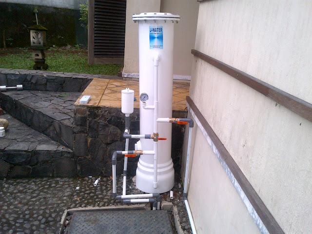 filter air bersih penyaring