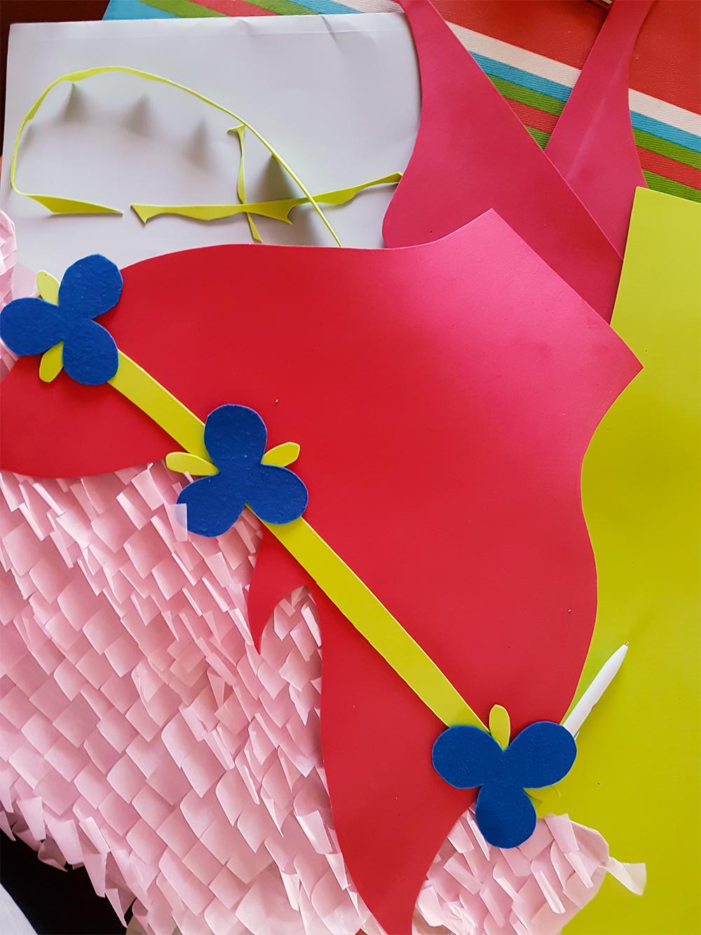 Diy pi ata de cumplea os handbox craft lovers comunidad diy tutoriales diy kits diy - Pinatas de cumpleanos ...