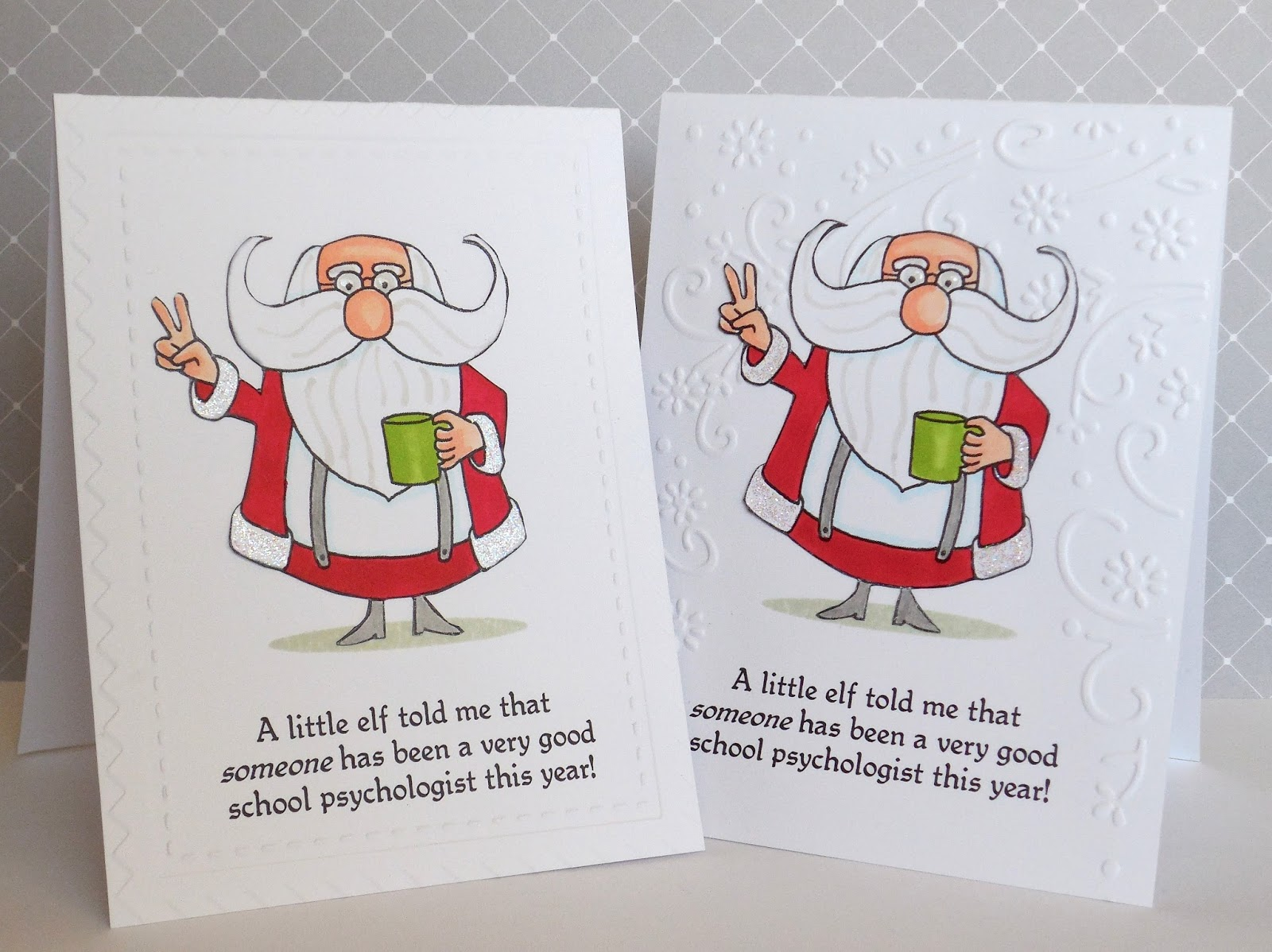 christmas card messages to co workers | just b.CAUSE