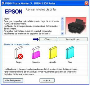 epson ink tanks fill