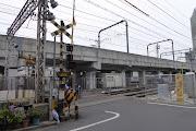 京成線押上第1踏切